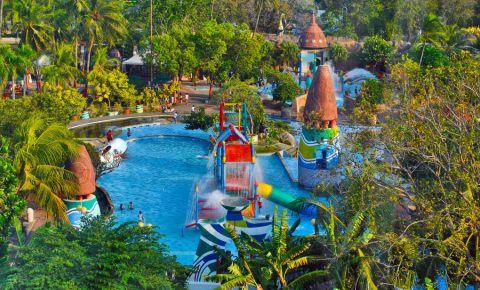 Parcul de Distractii Jaya Ancol din Jakarta