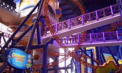 Parcul de Distractii din Kuala Lumpur