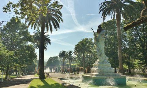 Parcul Dona Casilda de Iturrizar din Bilbao