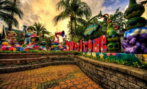Parcul Fantasea