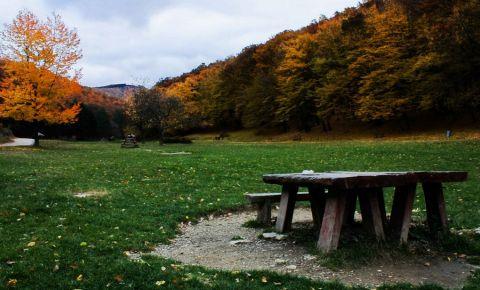 Parcul Germia din Pristina
