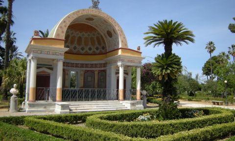 Parcul Giulia din Palermo