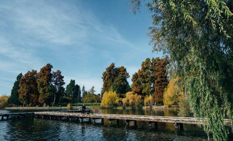 Parcul Green Lake din Seattle