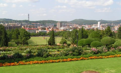 Parcul Libertatii din Pretoria