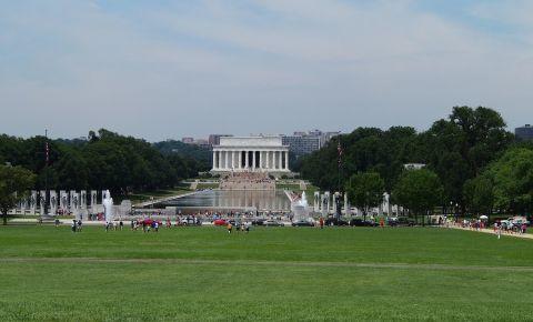 Parcul Lincoln din Washington
