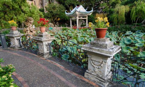 Parcul Lou Lim Ioc din Macao
