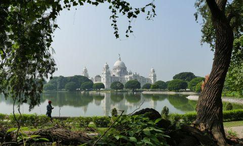 Parcul Maidan din Calcutta