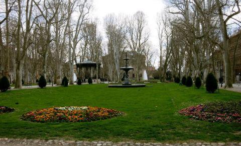 Parcul Maksimir din Zagreb