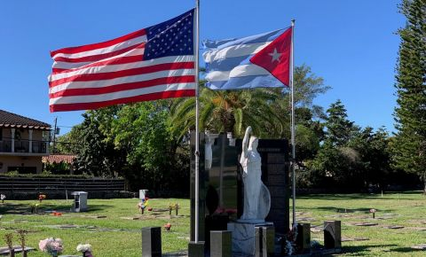 Parcul Memorial Cubanez din Miami