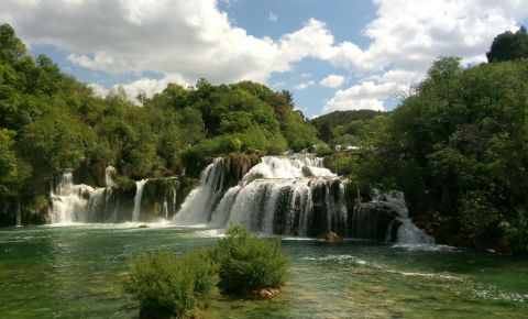 Parcul National Krka din Skradin