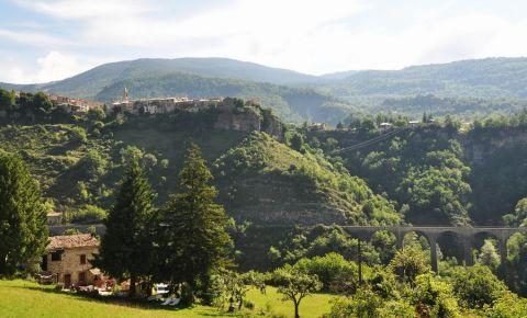 Parcul National Mercantour din Nisa