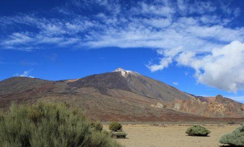 Parcul National Teide din Tenerife