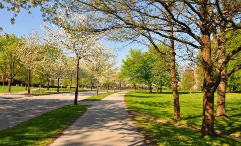 Parcul Orasului Lund