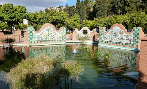 Parcul Orasului Malaga