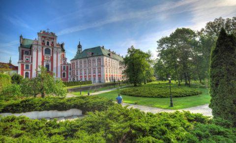 Parcul Orasului Poznan