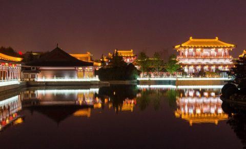 Parcul Paradisului din Xian