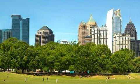 Parcul Piedmont din Atlanta