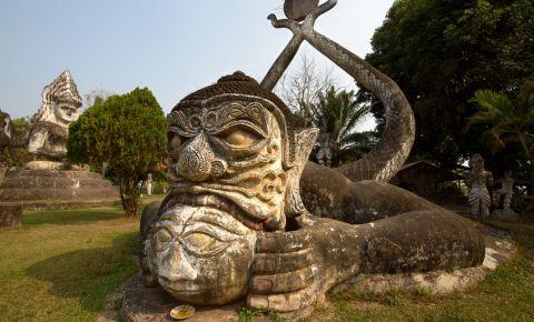 Parcul Sculpturilor Sala Kaewu Ku
