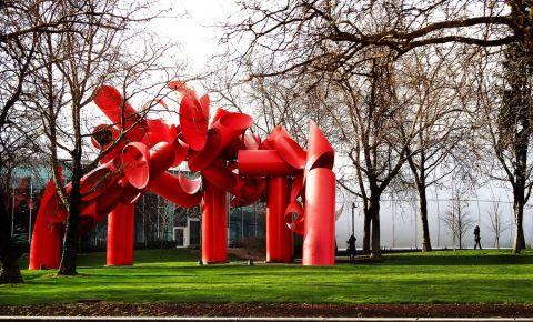Parcul Sculpturilor din Seattle