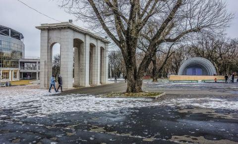 Parcul Shevcenko din Odessa