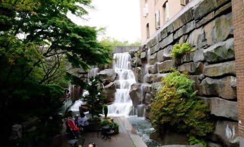 Parcul Waterfall din Seattle