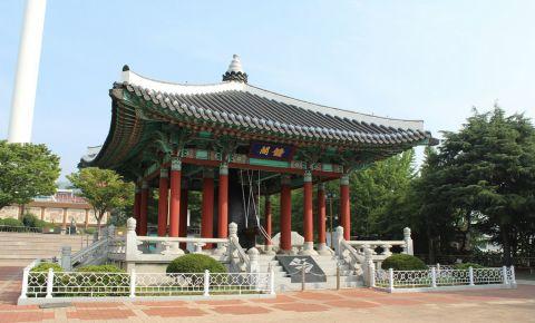 Parcul Yongdusan din Busan