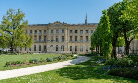 Parcuri si Gradini in Bordeaux