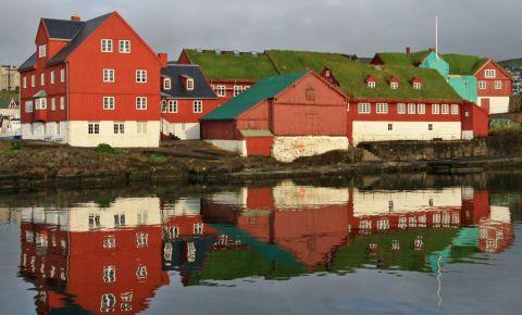 Parlamentul Faroez din Torshavn