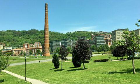 Parcul Etxebarria din Bilbao