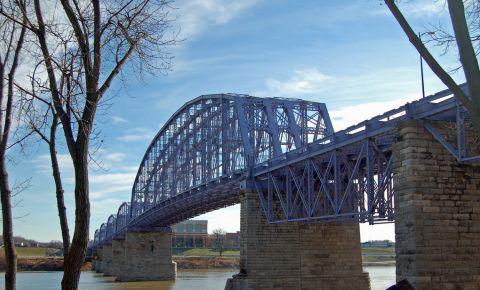 Pasarela Violeta din Cincinnati