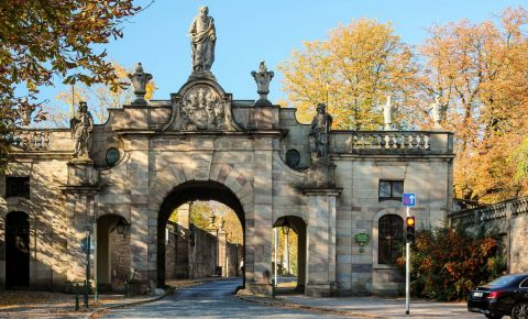Poarta Paulustor din Fulda