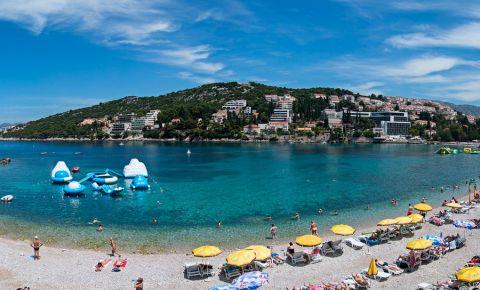 Peninsula Lapad din Dubrovnik