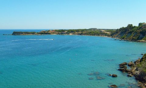 Peninsula Vassilikos din Zakynthos
