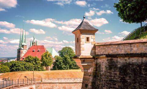 Cetatea Petersberg din Erfurt