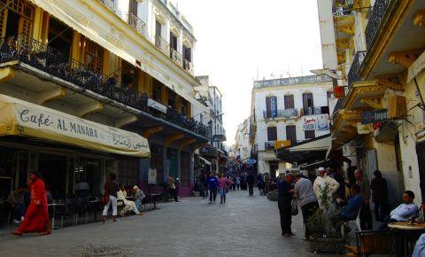 Piata Mica din Tanger