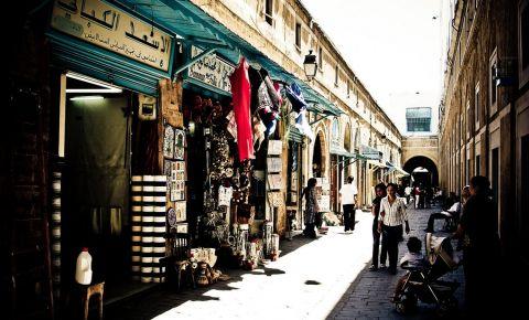 Piata Attarine din Tunis