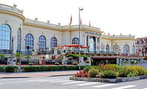 Piata Cazinoului din Deauville