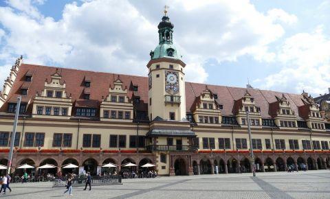 Piata Centrala din Leipzig