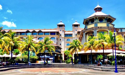 Piata Centrala din Port Louis