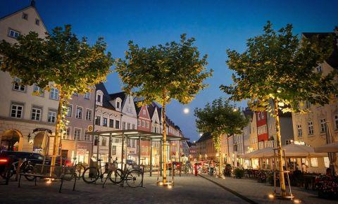 Piata Centrala din Ulm