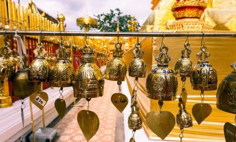 Piata de Duminica din Chiang Mai