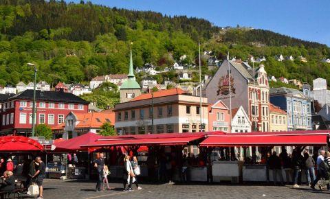 Piata de Peste din Bergen