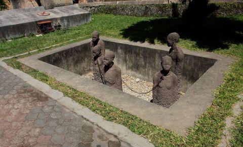 Piata de Sclavi din Zanzibar
