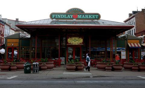 Piata Findlay din Cincinnati