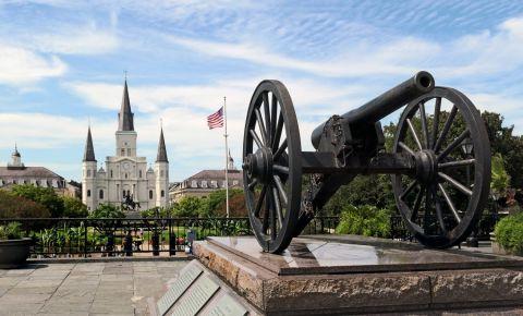 Piata Jackson din New Orleans