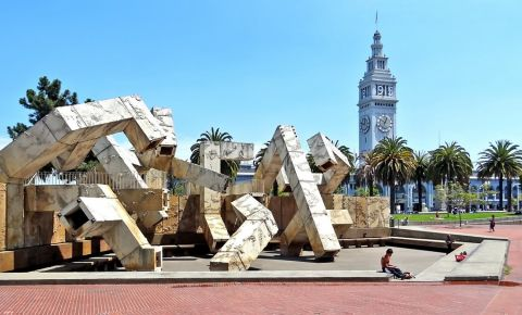 Piata Justin Herman din San Francisco