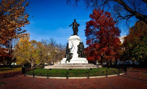 Piata Lafayette din Washington