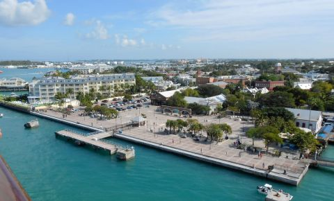 Piata Mallory din Key West