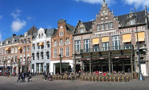 Piata Mare din Haarlem