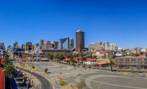 Piata Mary Fitzgerald din Johannesburg
